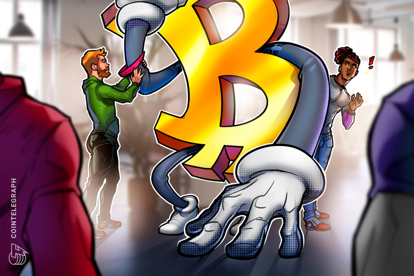 Bitcoin accumulation accelerates among 'whales' and 'fish,' while BTC rallies to $40K